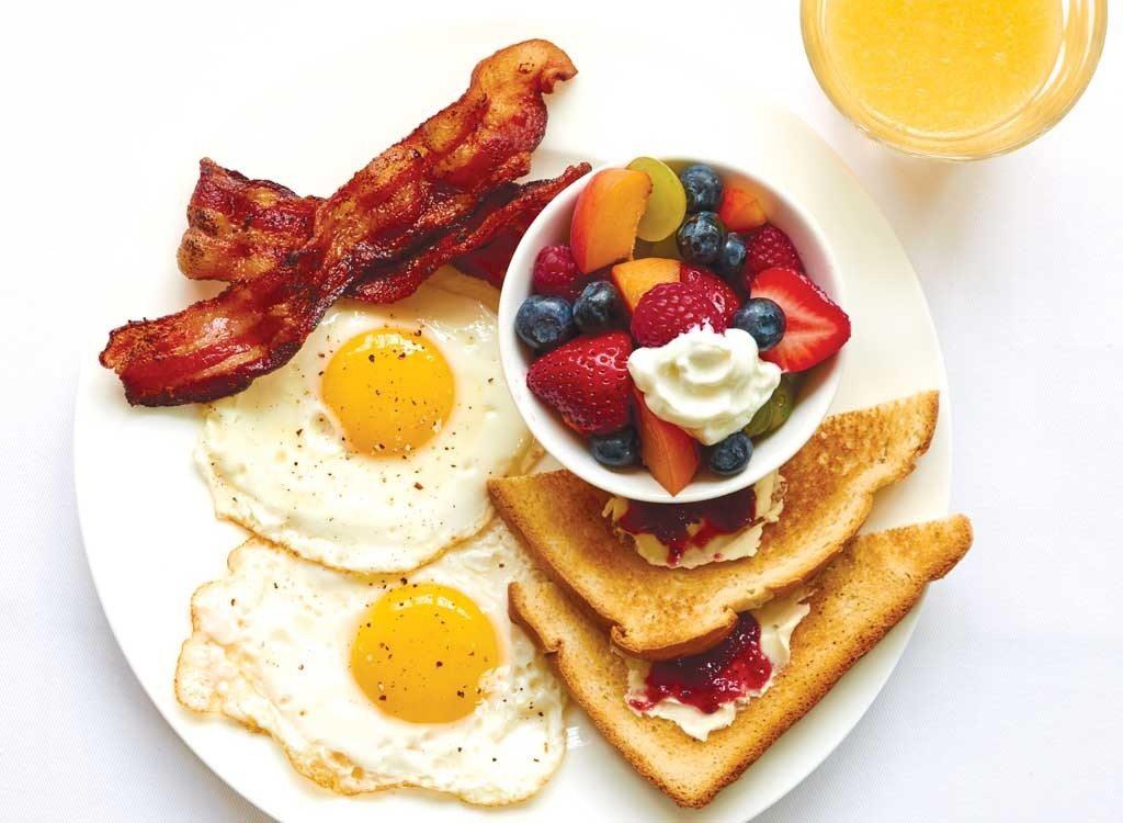 người gầy nên ăn gì vào buổi sáng