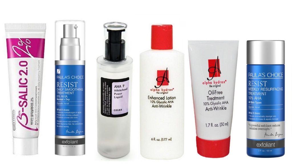 AHA giúp da giữ nước tốt hơn và hoạt động khoẻ hơn.