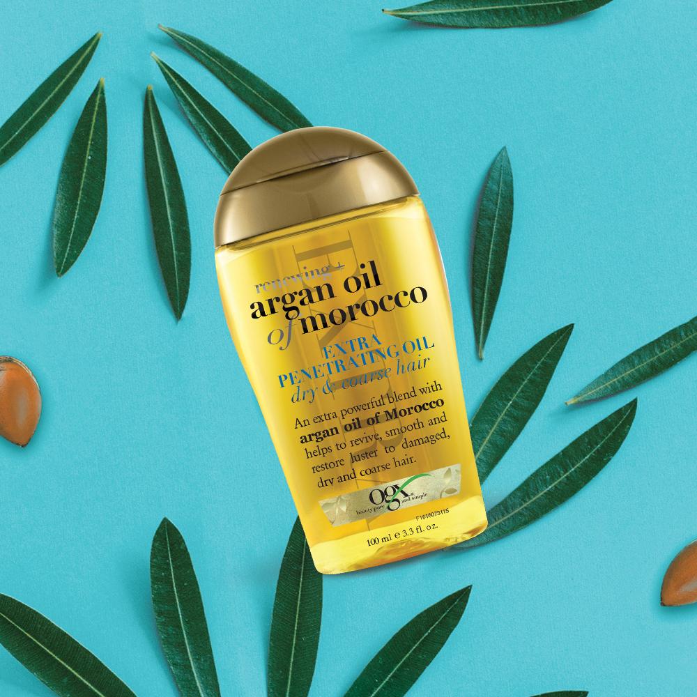 Tinh dầu dưỡng tóc (thuốc dưỡng tóc) Argan Oil of Morocco Penetrating