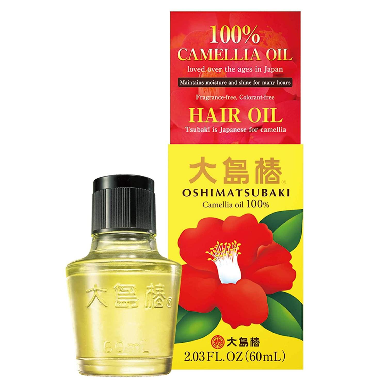 Tinh dầu dưỡng tóc (thuốc dưỡng tóc) Oshima Tsubaki Camellia Oil