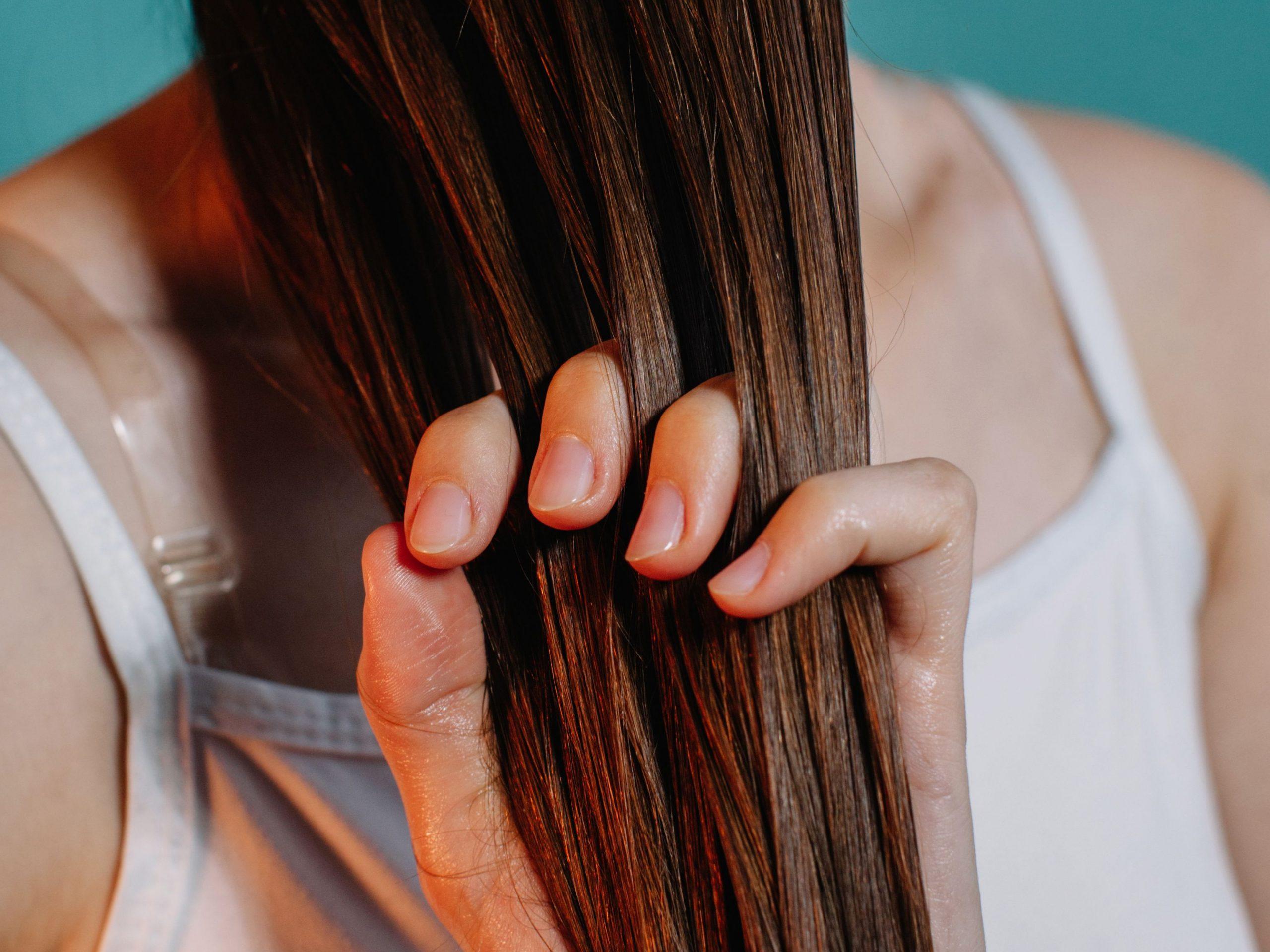 chăm sóc tóc đúng cách