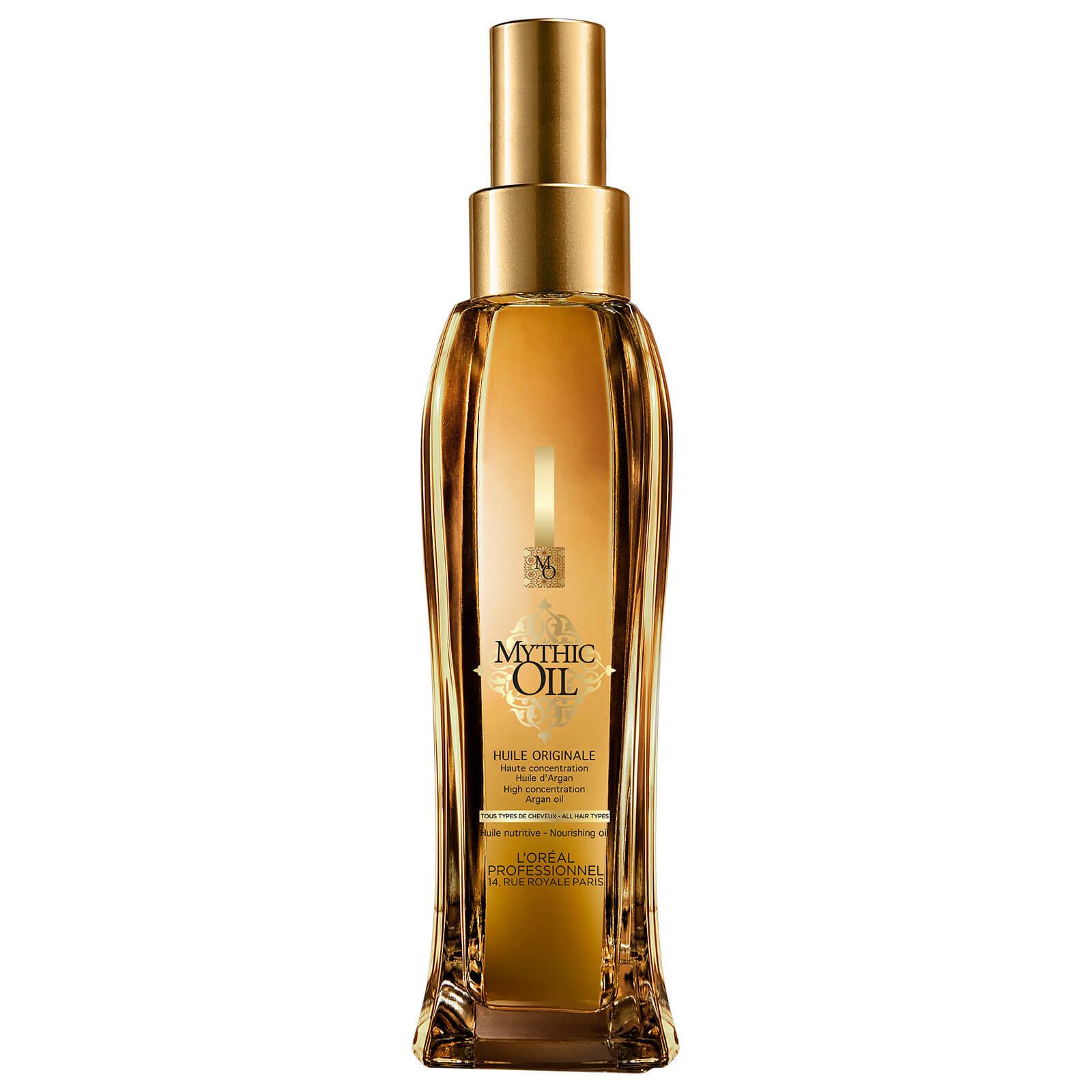 Tinh dầu dưỡng tóc uốn L'oreal Mythic oil