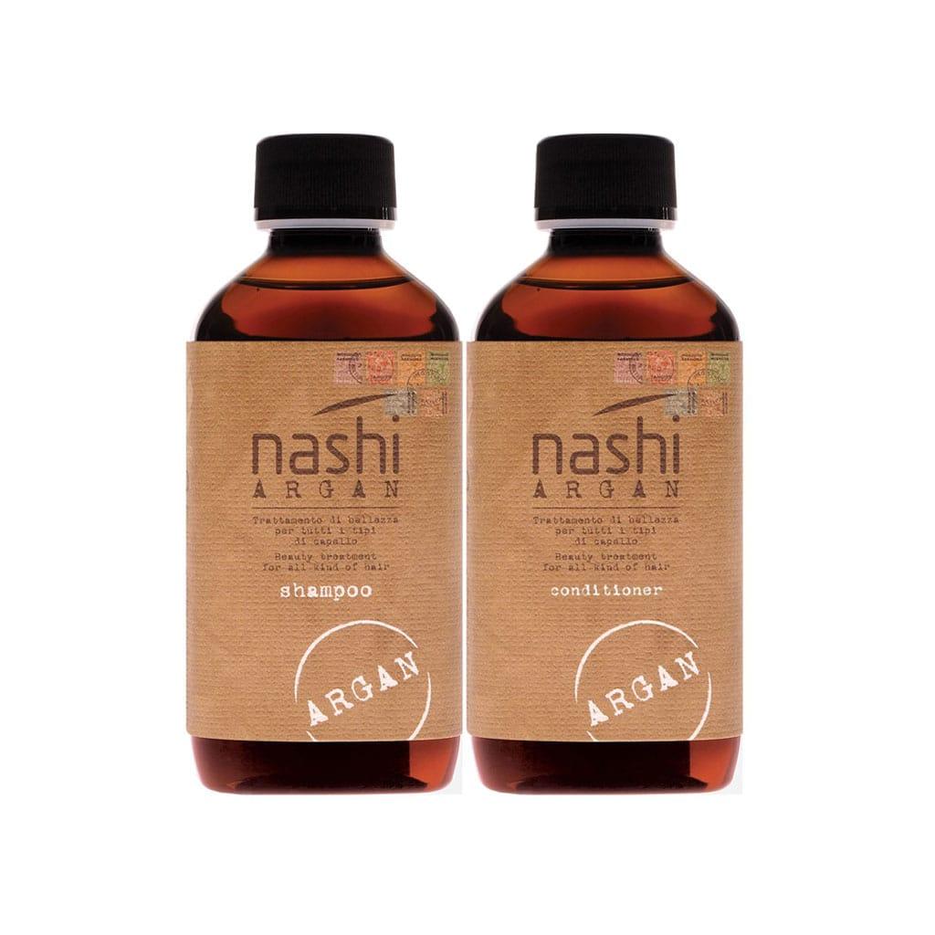 Tinh dầu dưỡng tóc uốn Nashi Argan