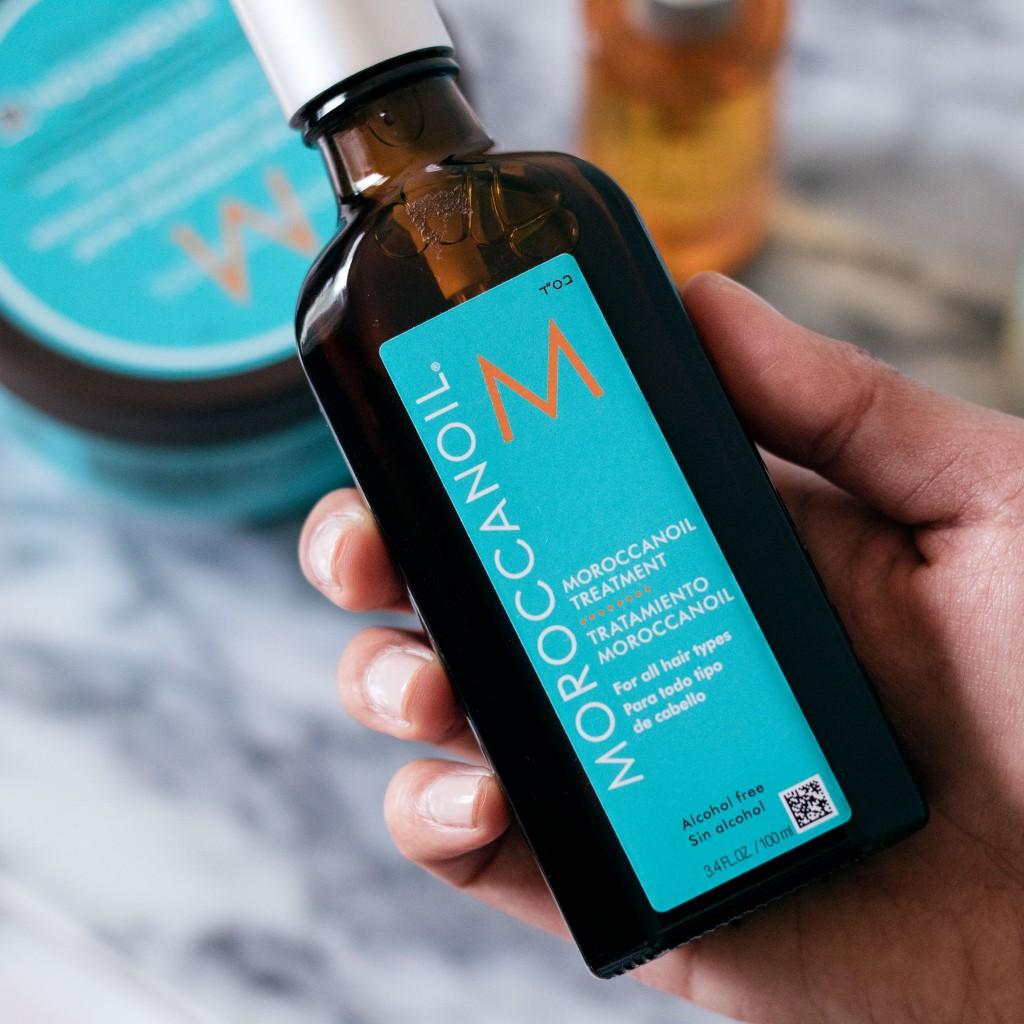 Tinh dầu dưỡng tóc uốn Moroccanoil