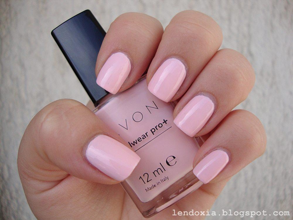 màu móng pastel