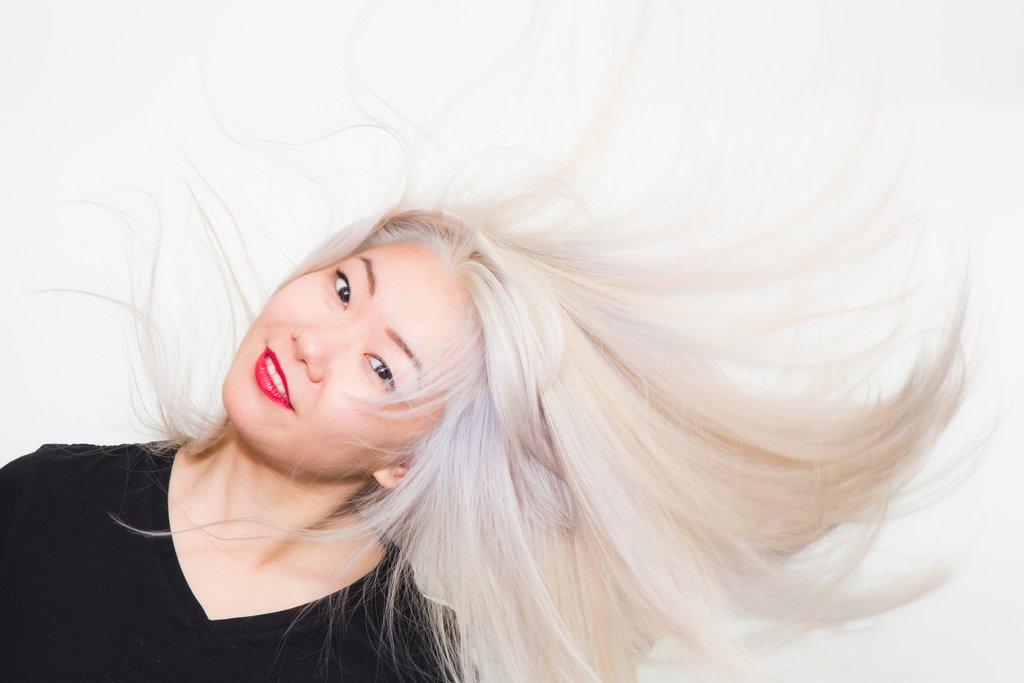 cách chăm sóc mái tóc nhuộm