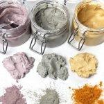 Mặt nạ đất sét cho da nhờn mụn – bạn chọn màu nào?