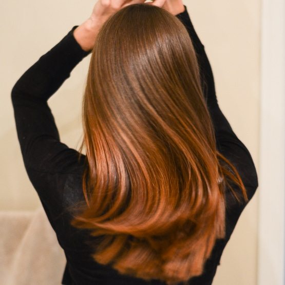 dầu argan oil giữ nếp tóc