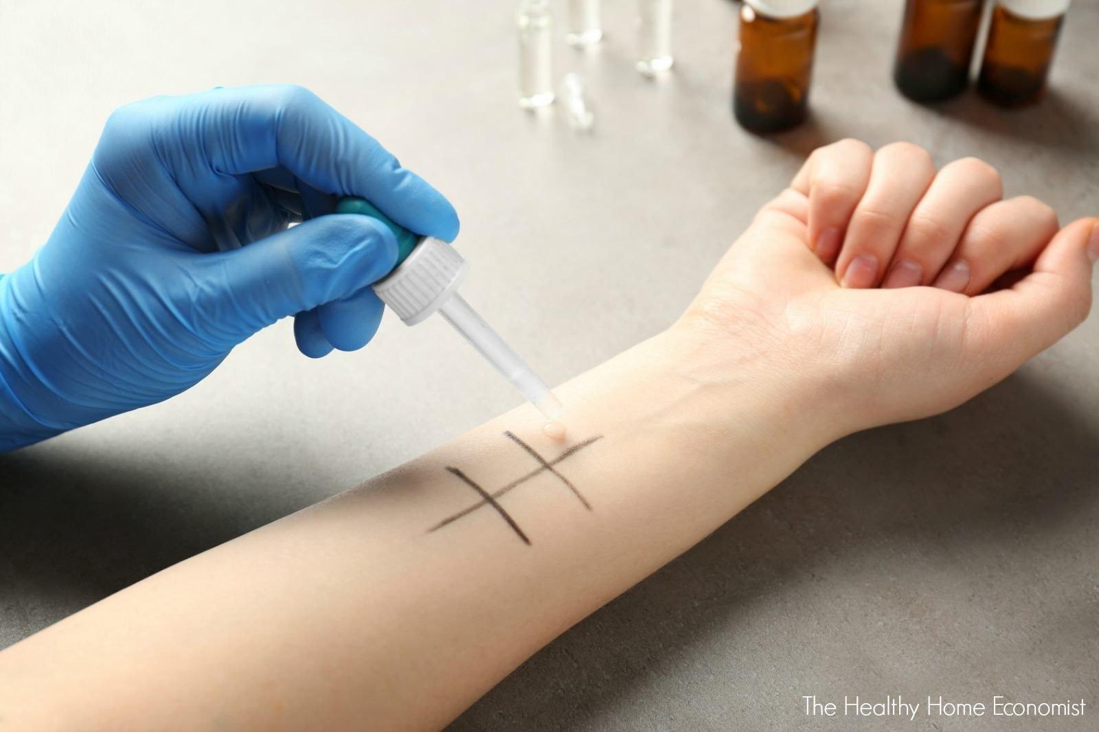 thử trước các sản phẩm chăm sóc da