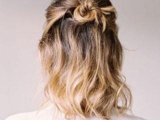 Ai nói tóc ngắn không thể búi tóc?