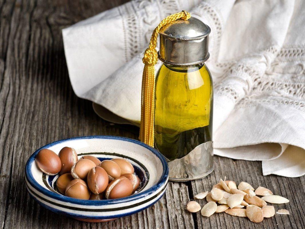dầu argan oil dưỡng ẩm cho da nhờn