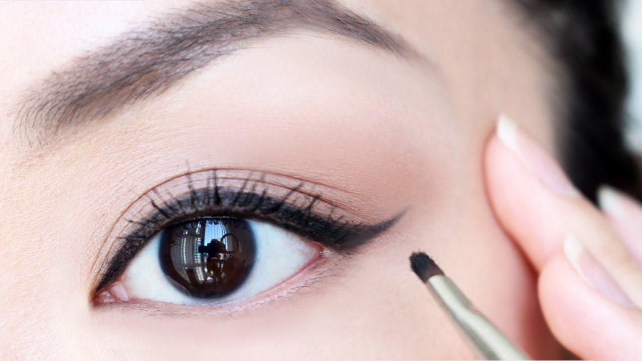 nguyên tắc vẽ eyeliner