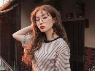 20 kiểu tóc uốn ngang lưng hot trend 2021 phù hợp cho từng khuôn mặt