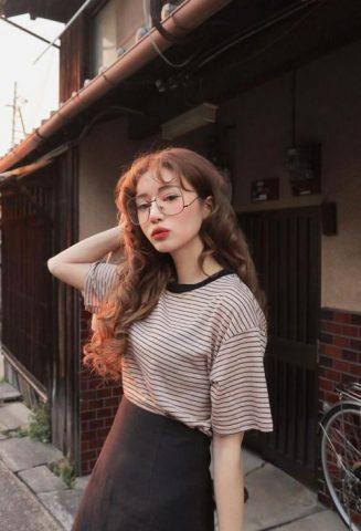 20 Kiểu tóc uốn ngang lưng hot trend 2020 phù hợp cho từng khuôn mặt