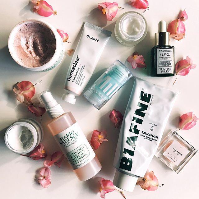 sản phẩm chăm sóc da mặt