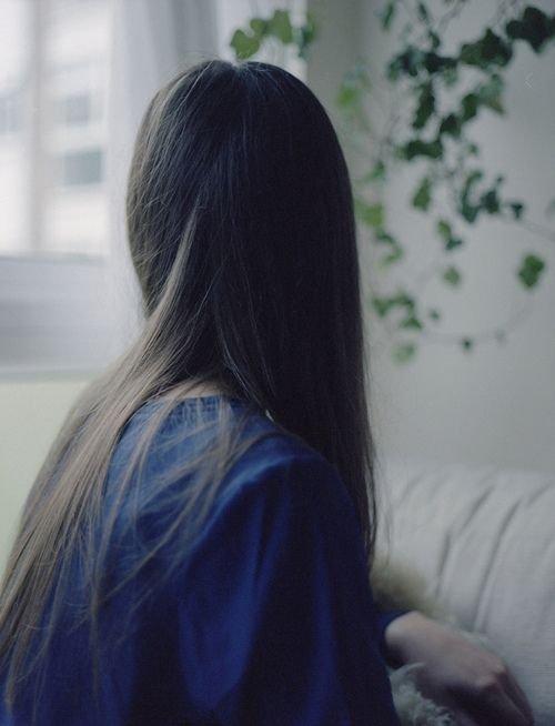 kiểu tóc ngang lưng đẹp