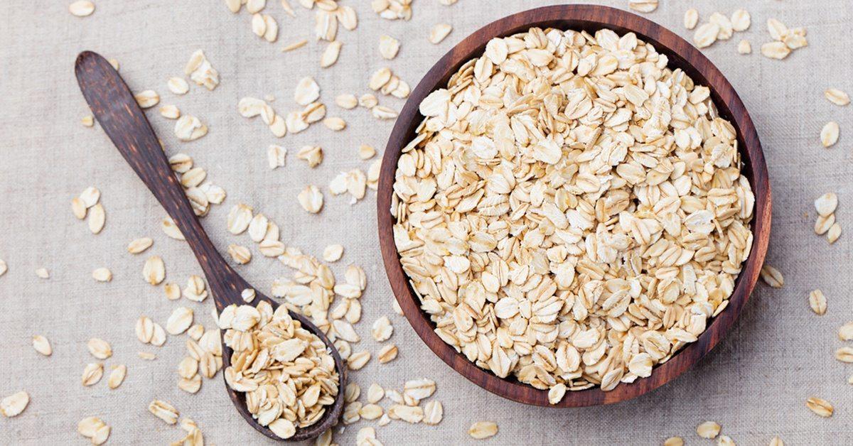 bột yến mạch là thực phẩm làm đẹp da