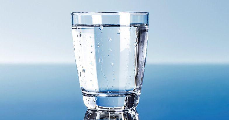 nước là thực phẩm làm đẹp da