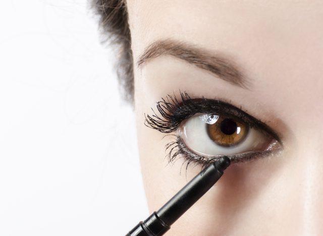 Eyeliner sáp