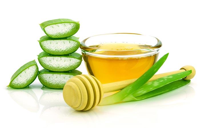 mặt nạ collagen tươi mật ong nha đam