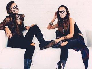 """Chọn """"All black"""" cho đêm Halloween? Đây chính là 7 phong cách Makeup dành cho bạn!"""
