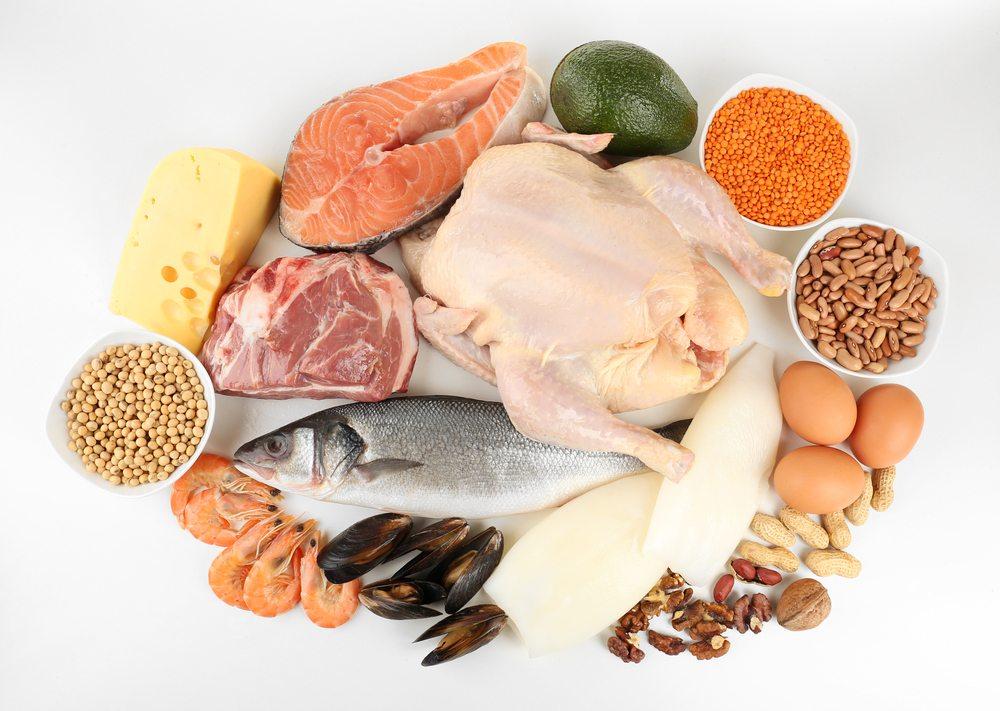 thực phẩm nên ăn trong chế độ ăn kiêng DAS
