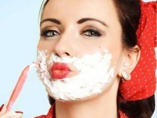 6 sai lầm khi tẩy lông mặt khiến da bạn có thể bị tổn thương