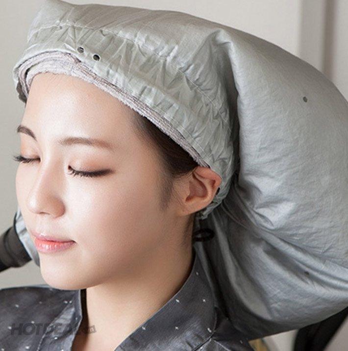 Hấp phục hồi tóc