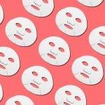 Đắp mặt nạ giấy dưỡng da cũng là cả một nghệ thuật