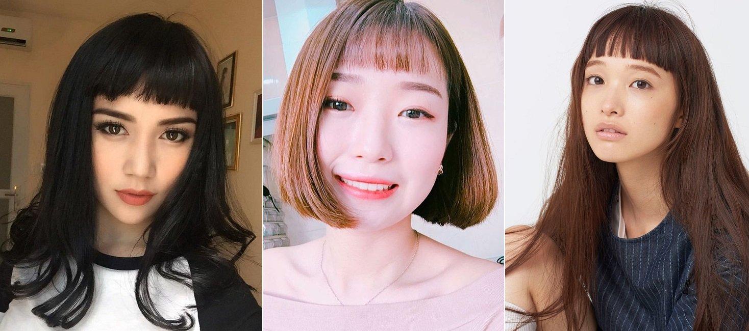 Kiểu tóc mùa thu 2017
