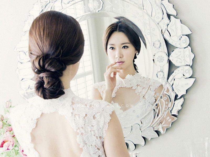 Trang điểm cô dâu phong cách Hàn Quốc
