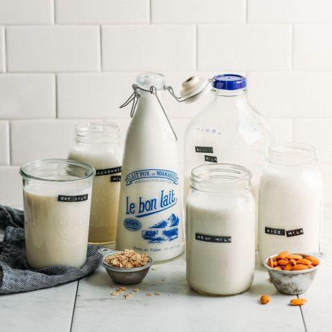 """Bí quyết tăng cân từ các loại sữa nàng """"cò hương"""" nhất định phải biết"""