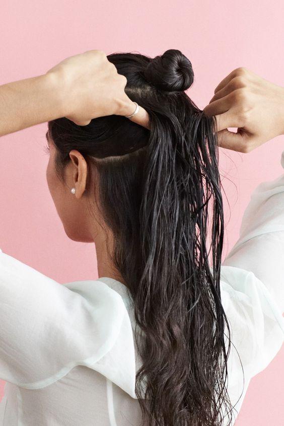 dầu gội phục hồi cho tóc hư tổn, khô xơ