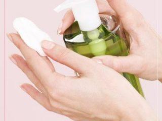 Da gì nên dùng dầu tẩy trang nào?