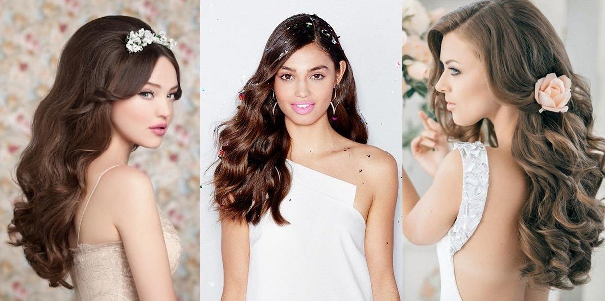 kiểu tóc cô dâu 2018
