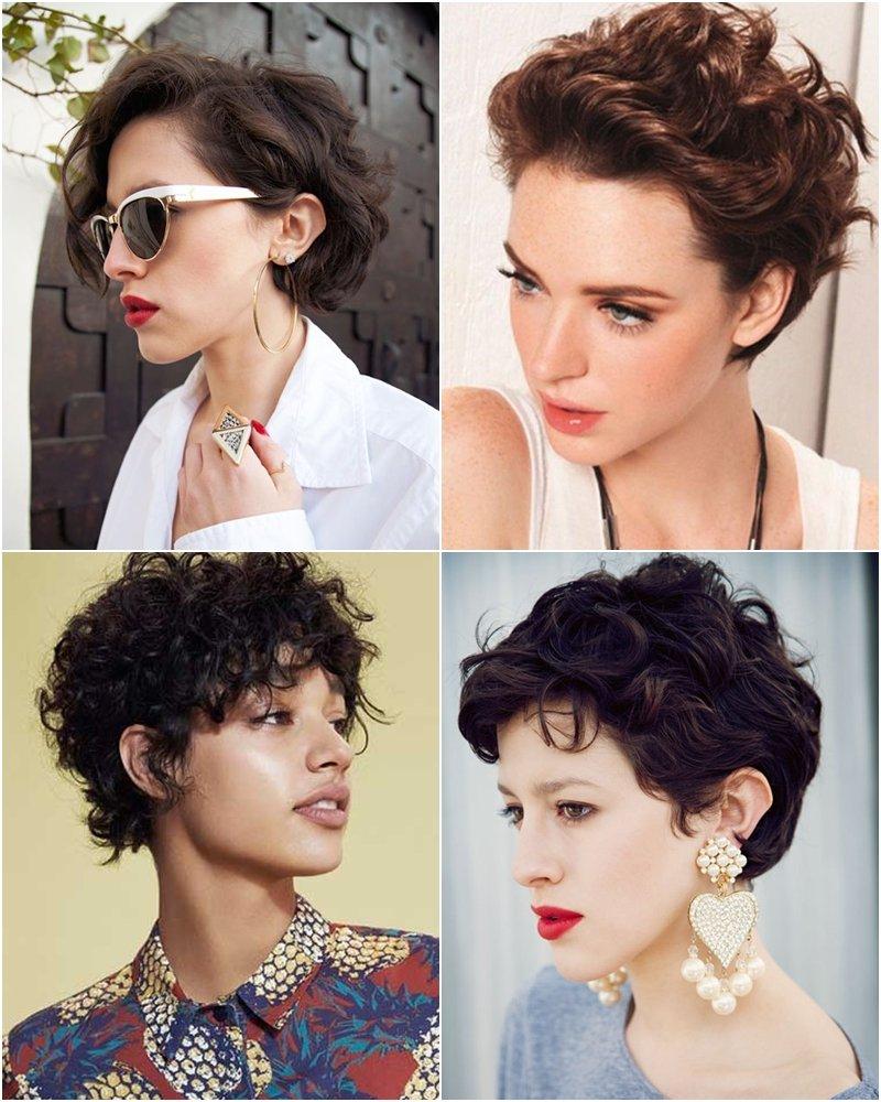 kiểu tóc uốn