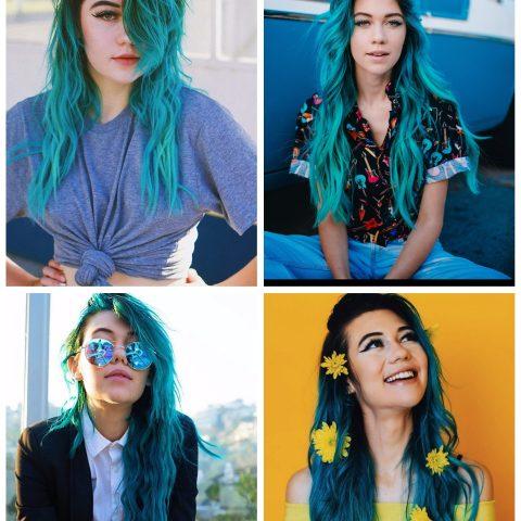 """4 Cách giữ màu tóc nhuộm rêu cực """"vi diệu"""""""