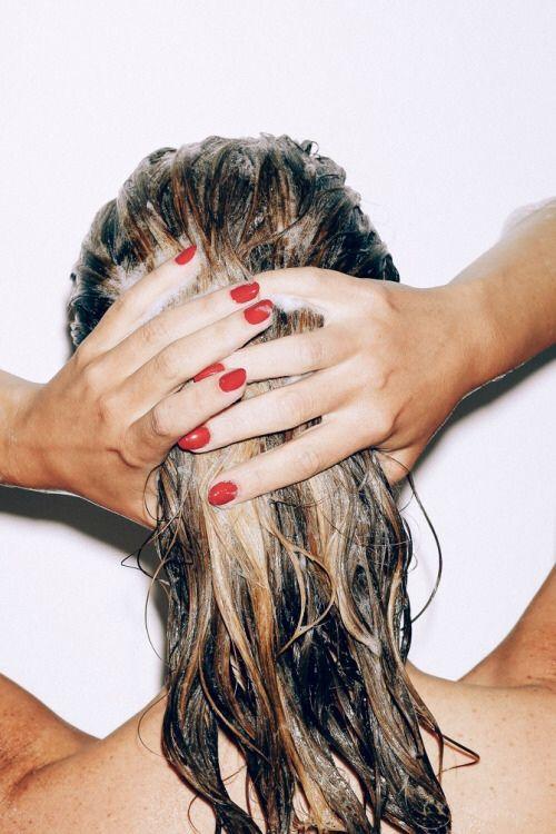 chăm sóc tóc sau khi nhuộm