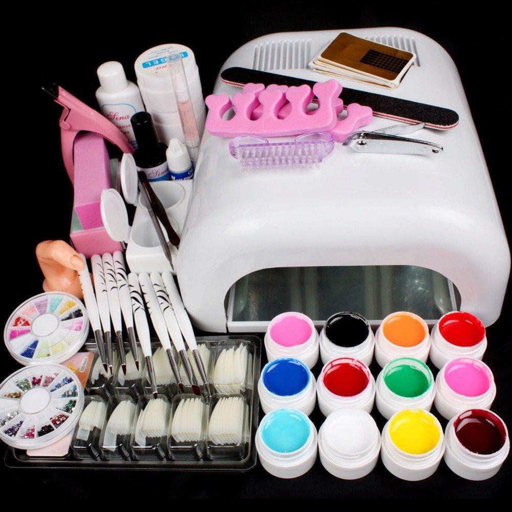 cách sơn móng tay đẹp