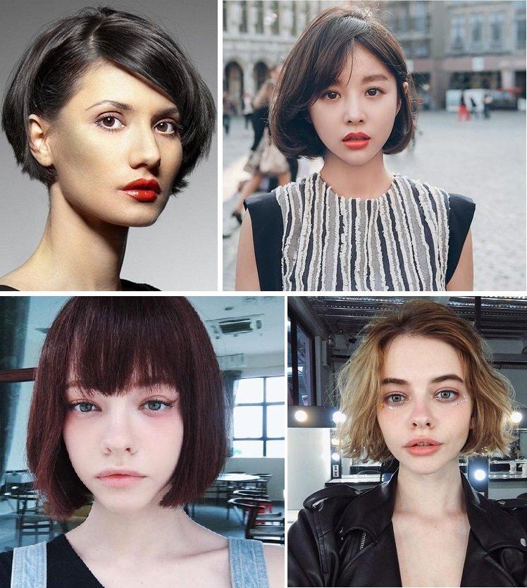 kiểu tóc cho tóc mỏng
