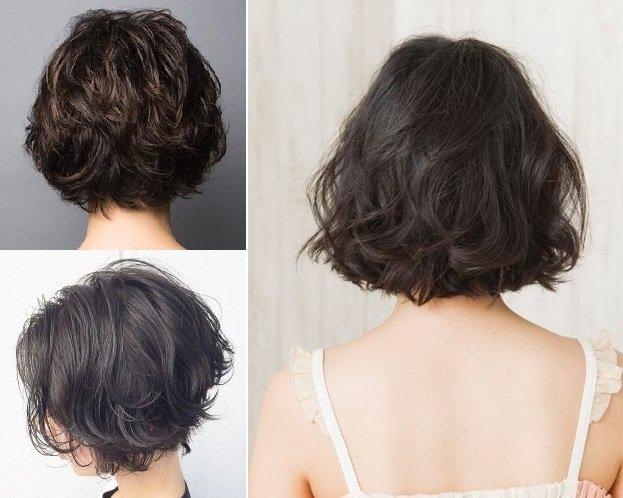 kiểu tóc ngắn cho tóc mỏng
