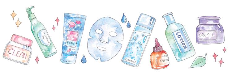 quy trình chăm sóc da mặt hằng ngày