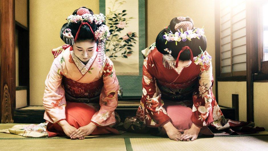 lối sống của nàng Geisha