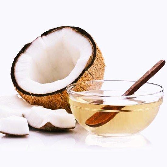 cách trị thâm đầu gối dầu dừa