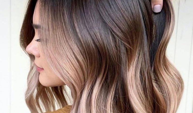 Chăm sóc tóc sau khi nhuộm màu khói không xuống tông là cả một nghệ thuật!