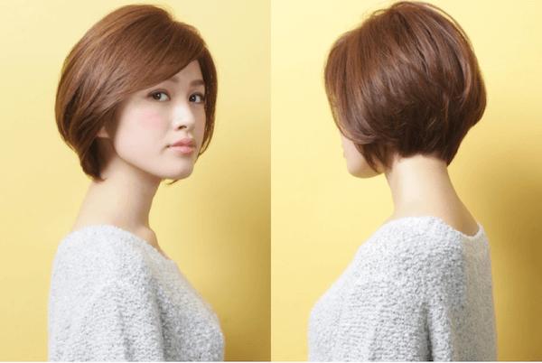 tóc tém cho mặt vuông