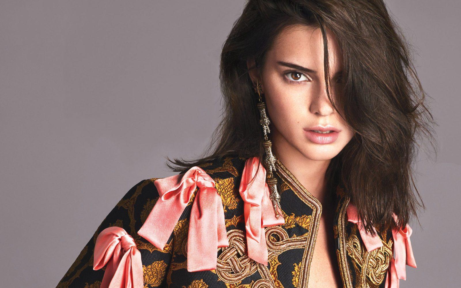 Làm đẹp với Kendall Jenner