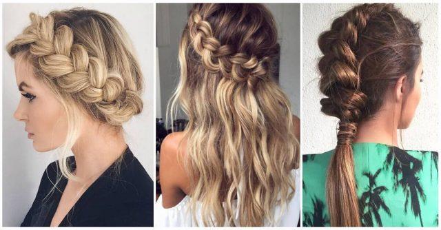 tóc xoăn đuôi dài đẹp