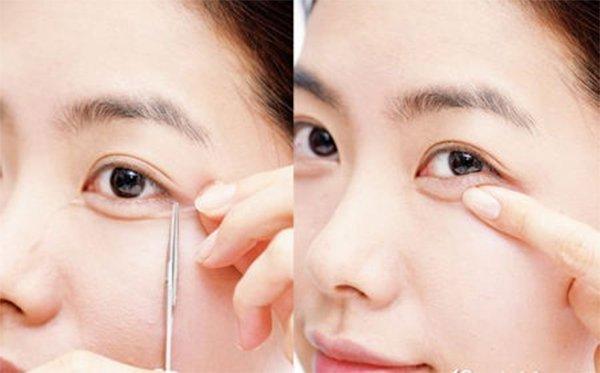 Cách tạo bọng mắt tự nhiên
