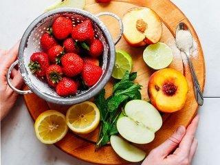 4 điều tưởng không lầm nhưng lầm không tưởng khi giảm cân bằng hoa quả